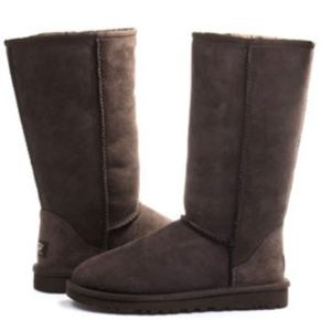 Classic Tall Ugg Boots - Chocolate